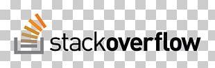 Stack Overflow Stack Exchange Programmer Logo PNG