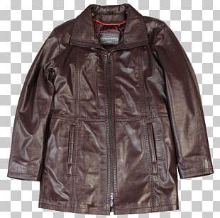 Leather Jacket Coat Lining PNG