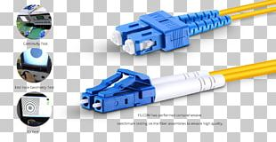 Network Cables Electrical Connector Single-mode Optical Fiber Optical Fiber Cable PNG