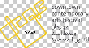 Downtown Contemporary Arts Festival D-CAF Downtown Cairo PNG