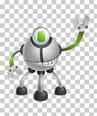 Robot Cartoon PNG