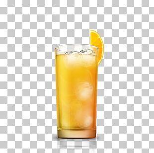 Screwdriver Cocktail Vodka Orange Juice Daiquiri PNG