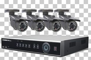 Wireless Security Camera Digital Video Recorders Closed-circuit Television Night Vision PNG