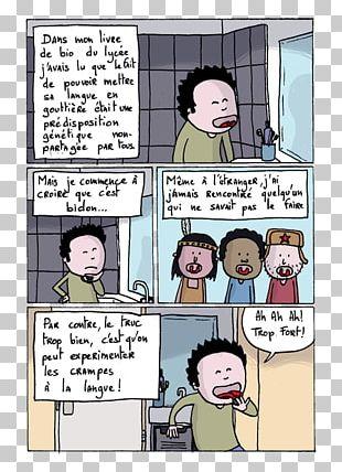 Comics Human Behavior Cartoon Character Male PNG