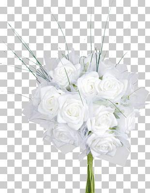 Flower Bouquet Garden Roses Cut Flowers Party PNG