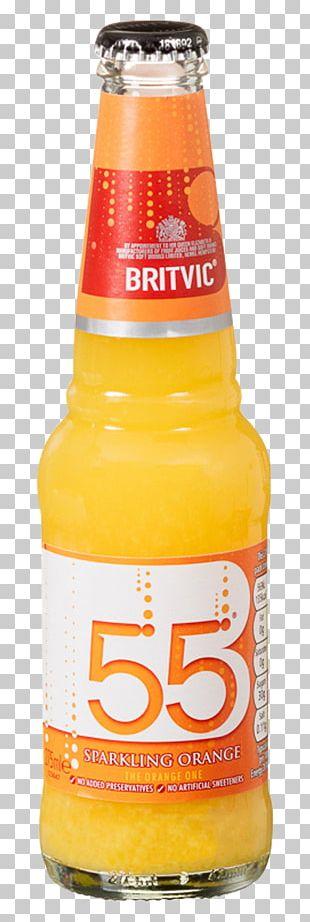 Orange Drink Juice Fizzy Drinks Orange Soft Drink Fuzzy Navel PNG