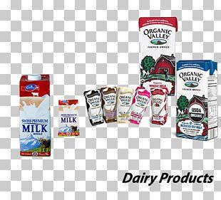 Milk Organic Food Plastic Carton Organic Valley PNG