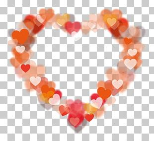 Love Euclidean Orange PNG