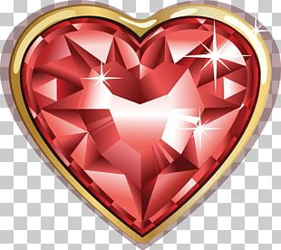 Valentine's Day Heart Desktop Greeting & Note Cards PNG