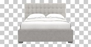 Bed Frame Mattress Headboard Bed Size PNG