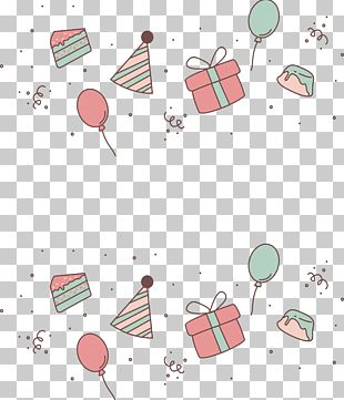 Birthday Cake Computer File PNG