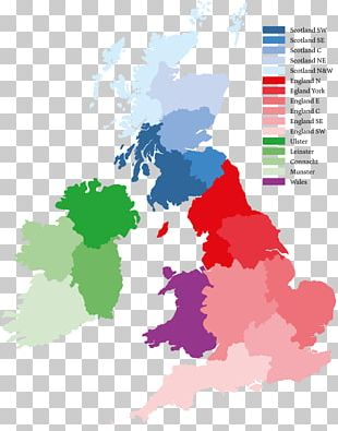 British Isles Domestic Sprinklers Map DNA Haplogroup PNG