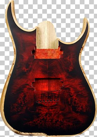 Electric Guitar Musical Instruments String Instruments Burl PNG