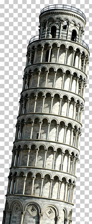 Leaning Tower Of Pisa Eiffel Tower Travel PNG
