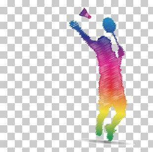 Badminton Shuttlecock Racket Ball PNG