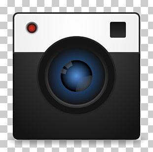 Multimedia Circle Camera Lens PNG
