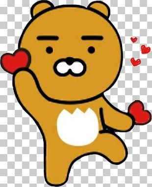 KakaoTalk Kakao Friends South Korea PNG
