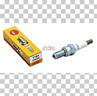 Spark Plug NGK Motorcycle Scooter Yamaha Motor Company PNG