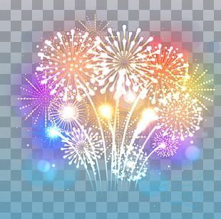 Fireworks Display Cakes Euclidean PNG