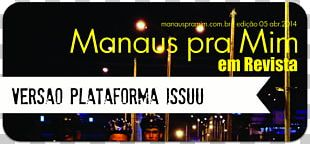 Manaus Issuu PNG