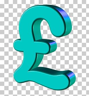 Pound Sign Pound Sterling Currency Symbol Money PNG