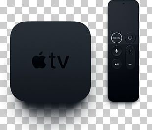 Apple TV 4K IPhone X Television PNG