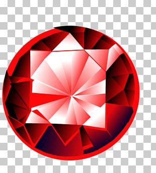 Gemstone Diamond Crown PNG