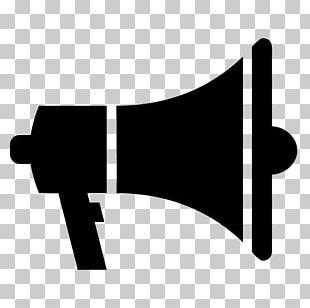 Web Development Horn Loudspeaker Microphone PNG