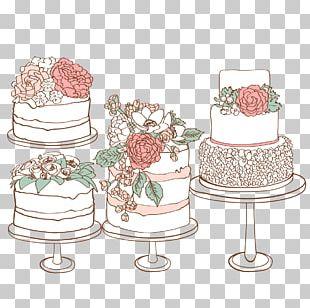 Wedding Cake Birthday Cake Bakery PNG