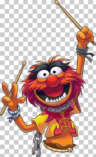 Animal Beaker Scooter Rowlf The Dog Gonzo PNG