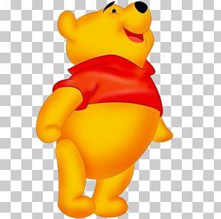 Winnie The Pooh Winnie-the-Pooh Piglet Eeyore Pooh And Friends PNG