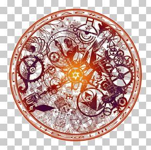 Magic Circle Shikigami Icon PNG