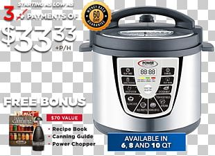 Rice Cookers Pressure Cooking Cookware PNG