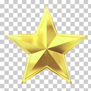 Angle Symmetry Gold PNG