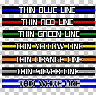 Thin Blue Line The Thin Red Line Flag Of The United States Meaning PNG