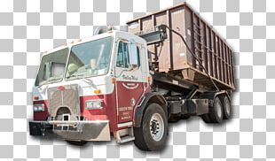 Commercial Vehicle Waste Collection Roll-off Garbage Truck PNG