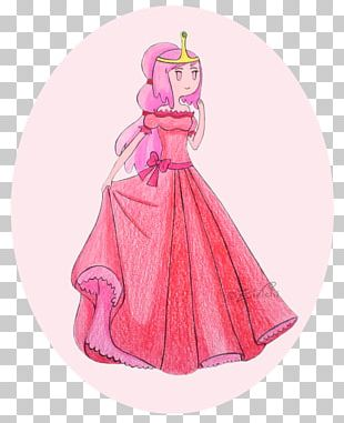 Costume Design Christmas Ornament Pink M PNG