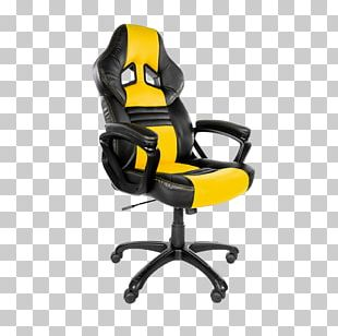 Swivel Chair Video Game Office & Desk Chairs Human Factors And Ergonomics PNG