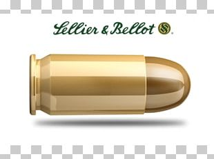 Full Metal Jacket Bullet .45 ACP Ammunition Cartridge PNG