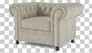 Wing Chair Couch Furniture Canapé PNG