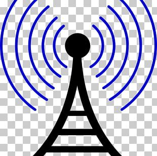 Telecommunications Tower Radio Aerials Broadcasting PNG