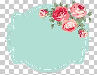 Flower Wedding Invitation Rose PNG