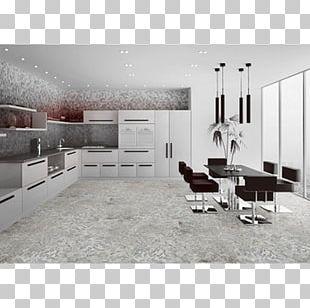Kitchen Cuisine Tile Floor Cladding PNG