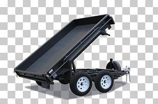 Car Dump Truck Trailer Hydraulics PNG