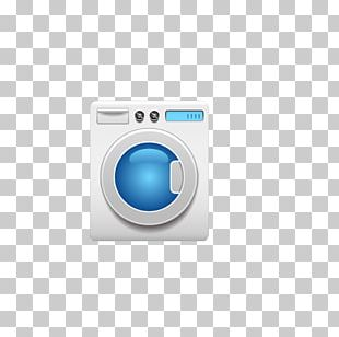 Washing Machine Purple Pattern PNG