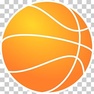 Outline Of Basketball PNG