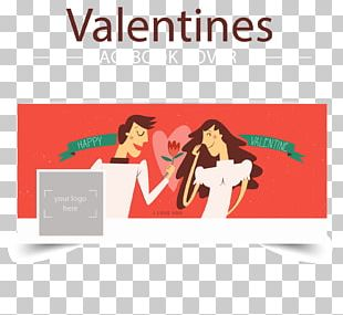 Social Media Valentines Day PNG