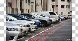 Car Park Parking Motor Vehicle PNG