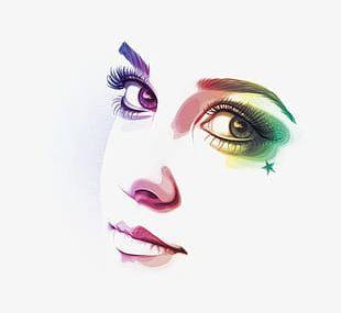 Makeup Girl PNG
