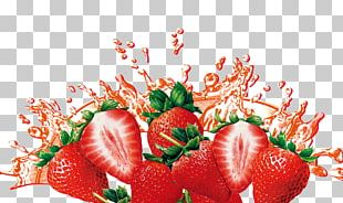 Strawberry Juice Smoothie Cranberry Juice Frutti Di Bosco PNG